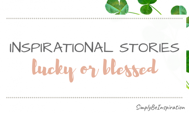 Inspirational Stories – St. Patrick's Day