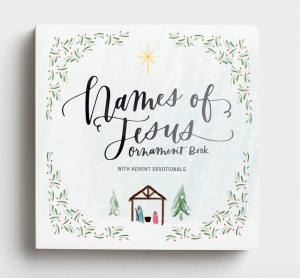 Amazing Advent Book with Ornaments