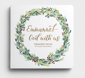 Beautiful Christmas Advent Book for Families