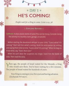 25 Devotions for Christmas