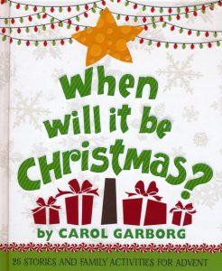 Christmas Devotional Book for Families