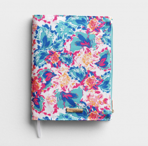 Cute Stocking Stuffer Floral Journal