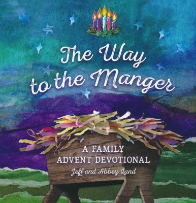 Family Christmas Devotional Book