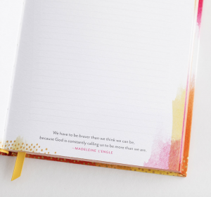 Simple Inspiration Journal