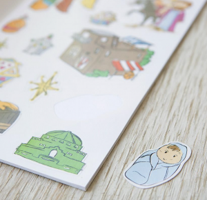 Sticker Activity Book for Kids
